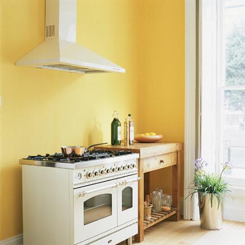 jak vybrat barvy do kuchyně