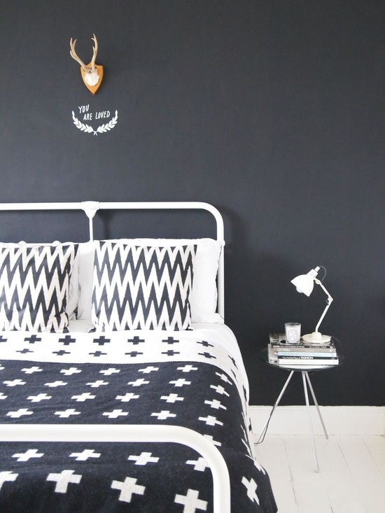 ložnice inspirace foto