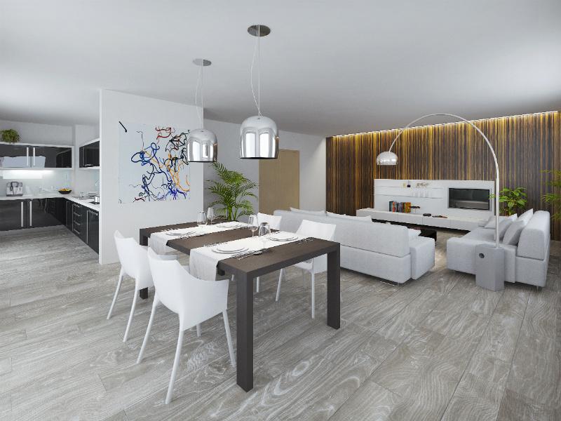 luxusní byty