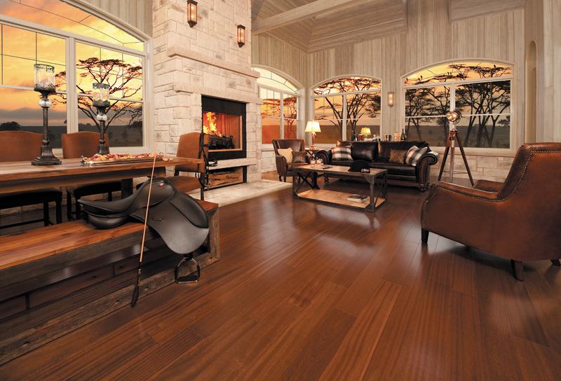 dřevo podlahy