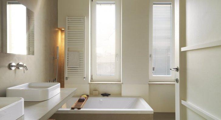 způsob vytápění koupelny