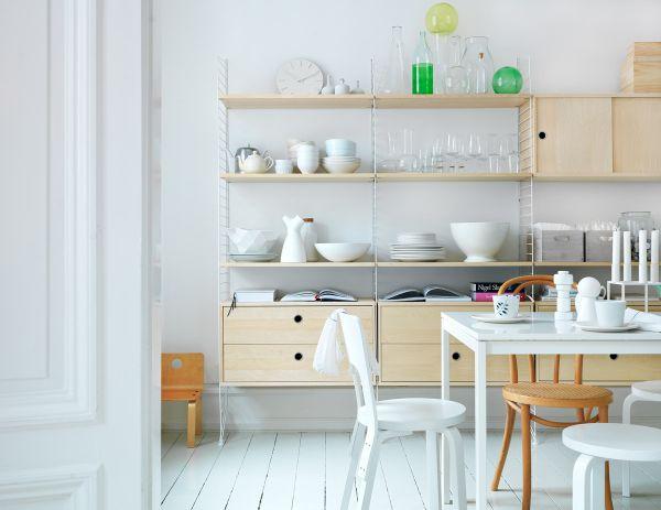 dřevo v interiéru