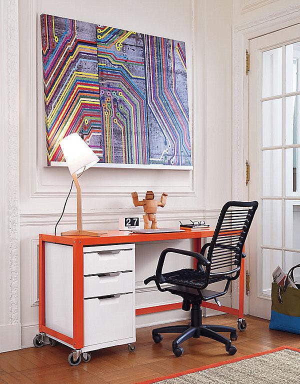 počítačový stůl