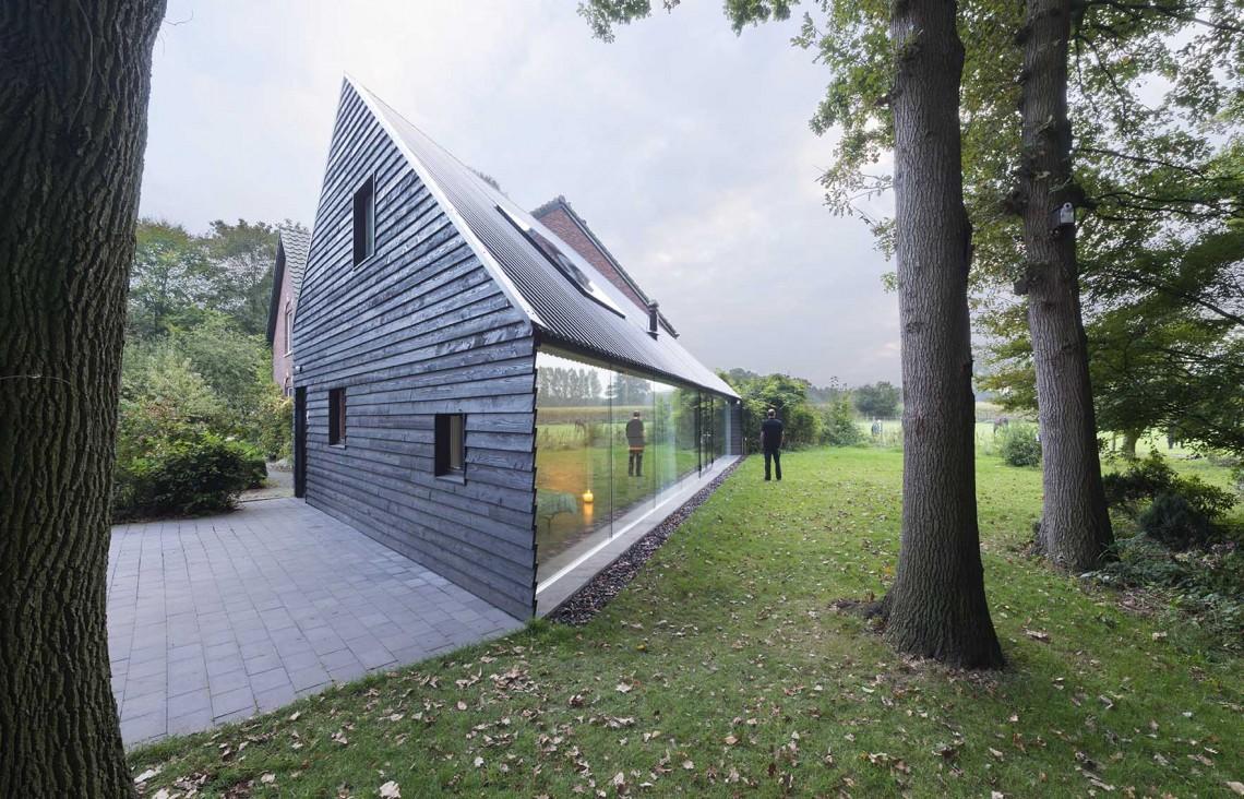 house in almen