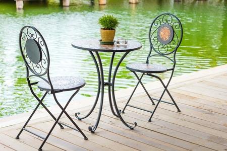 Kovový zahradní nábytek. Novinky, které se vám budou líbit