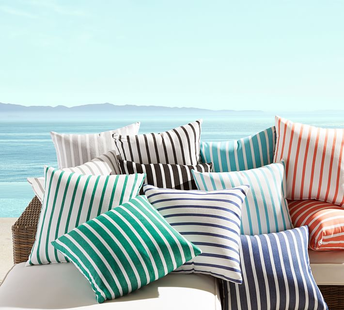 Summery-striped-pillows-from-Pottery-Barn