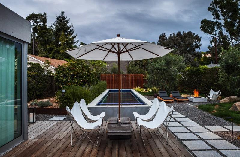 Letní inspirace: nadzemní bazény